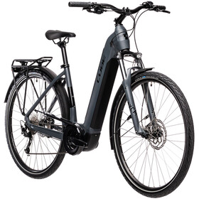 Cube Touring Hybrid One 500 Easy Entry, grey'n'black